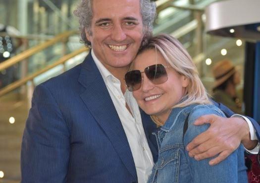Simona Ventura annuncia le nozze col compagno Giovanni Terzi: le sue parole!