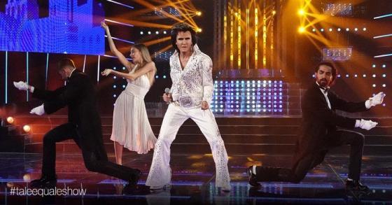 Tale e Quale Show - Vladimir Luxuria