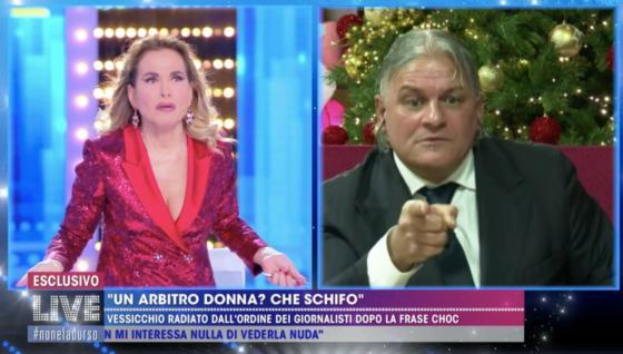 Barbara D'Urso - Sergio Vessicchio