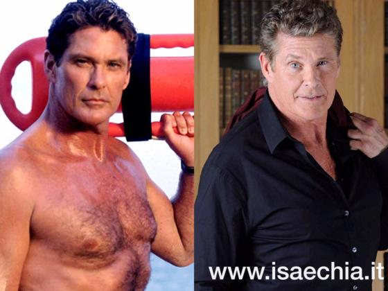 David Hasselhoff - Mitch Buchannon