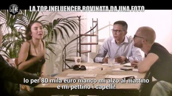 Le Iene - Chiara Biasi