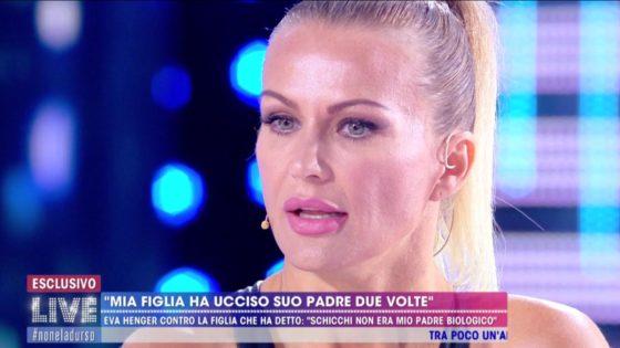 Live - Non è la D'Urso - Eva Henger