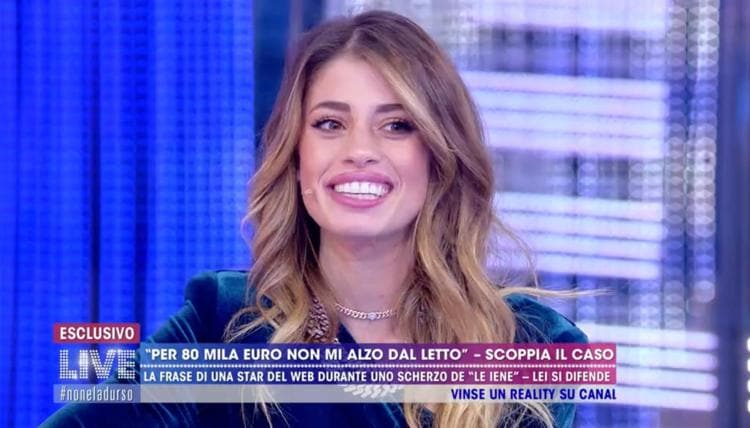Non è la D'Urso, incidente per Barbara D'Urso:
