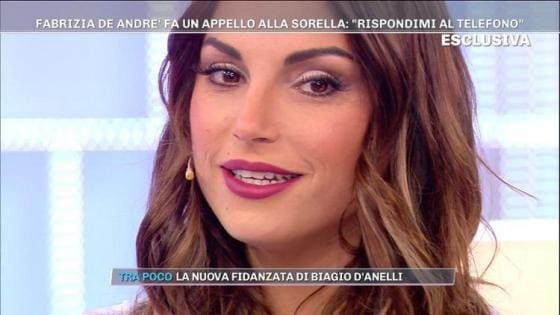 Pomeriggio 5 - Francesca De Andrè