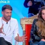 Trono classico - Gianni Sperti e Veronica Burchielli