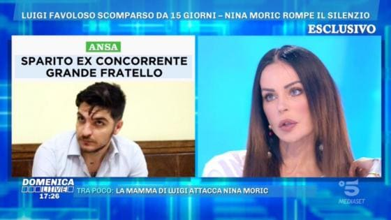 Domenica Live - Nina Moric