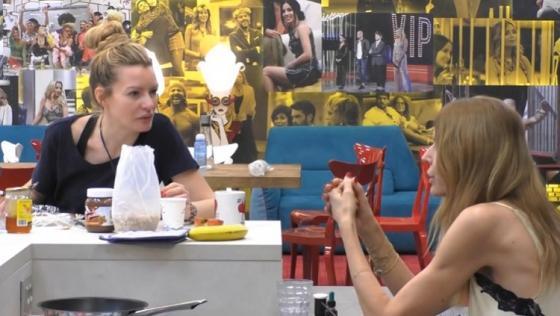 Grande Fratello Vip - Licia Nunez e Rita Rusic