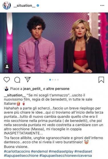 Instagram Carlotta