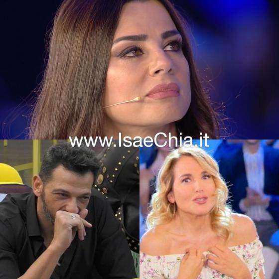 Serena Enardu, Pago, Barbara D'Urso