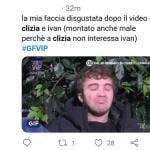 Twitter - Clizia, Ivan e Paolo