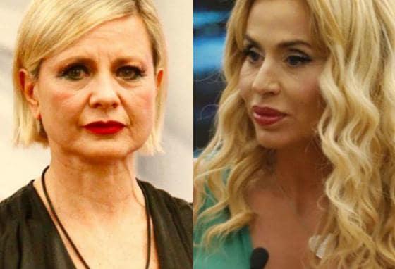 'Gf Vip 4', tensione alle stelle tra Valeria Marini e Antone