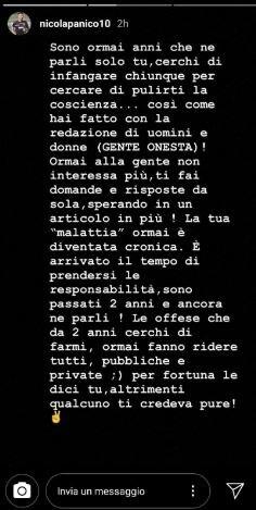 Instagram Nicola