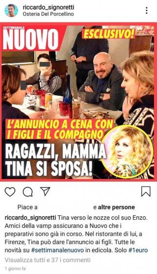 Instagram - Signoretti