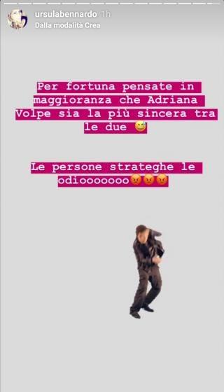 Instagram - Ursula
