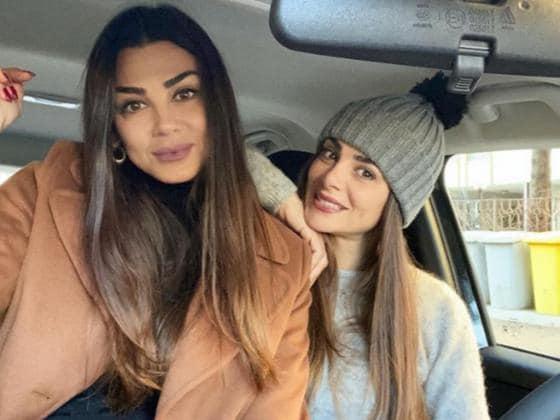 Serena Enardu e Elga Enardu