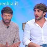 Trono classico - Gianni Sperti e Carlo Pietropoli