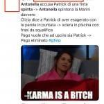 Twitter - Antonella e Valeria