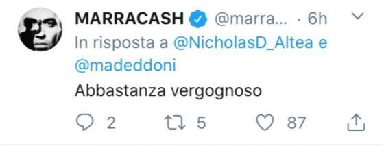 Twitter - Marracash
