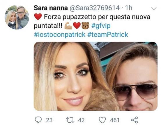 Twitter - Sara