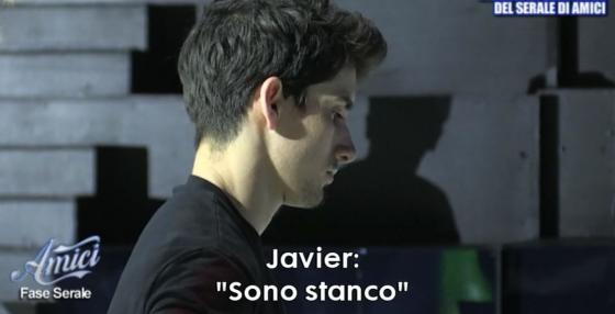 Amici 19 - Javier Rojas