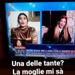 Clizia Incorvaia e Francesco Sarcina, un'opinionista di Barb