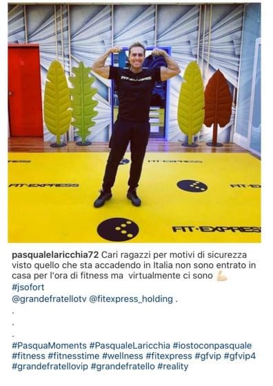 Instagram Pasquale