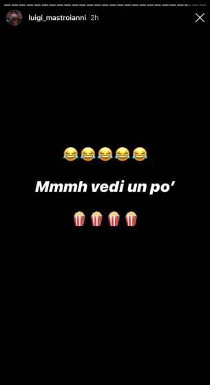 Instagram Story Mastroianni