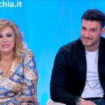 Trono classico - Tina Cipollari e Lorenzo Riccardi