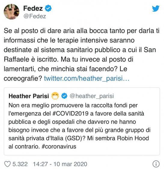 Twitter - Fedez