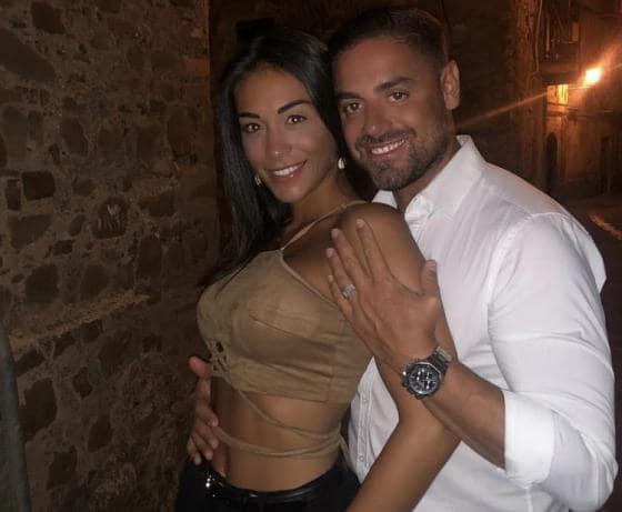 Fabiola Cimminella e Daniele Muscariello