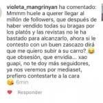 Instagram - Violeta
