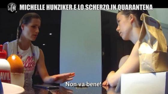 Le Iene - Michelle Hunziker
