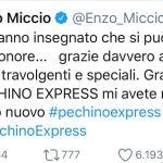 Twitter -Enzo