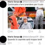 'Uomini e Donne', Mario Serpa senza freni: stilettate a Giul