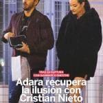 Adara Molinero e Cristian Nieto