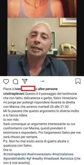 Instagram - Cristina