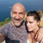 Luca Pitteri e Brigida Cacciatore