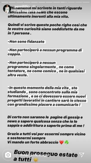 Instagram - Gennaro