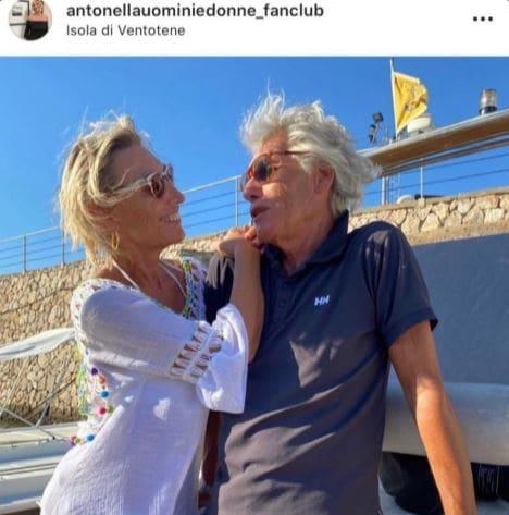 Antonella Brini e Pietro Fizzotti