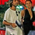 Christian Maldini e Carolina Stramare