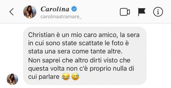 Instagram - Carolina