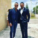 Riccardo Guarnieri e Sossio Aruta