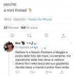 Twitter - Stefano e Alessia