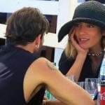 Andrea Iannone e Soleil Sorge