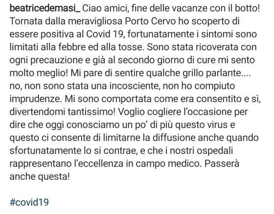 Instagram - De Masi