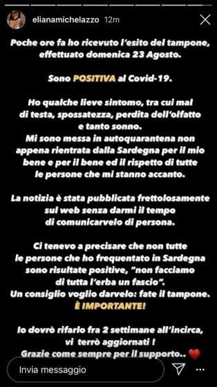 Instagram - Eliana Michelazzo