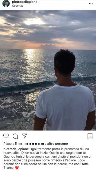 'Temptation Island 7', l'ultima mossa di Pietro Delle Piane per riconquistare la fiducia di Antonella Elia