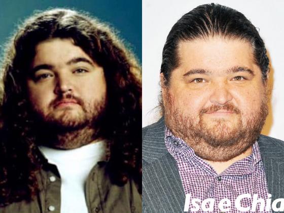 Jorge Garcia - Hurley Reyes