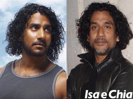 Naveen Andrews - Sayid Jarrah