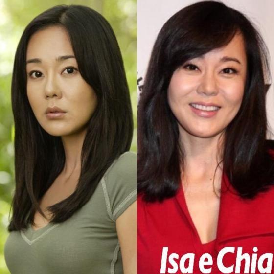 Yunjin Kim - Sun-Hwa Kwon